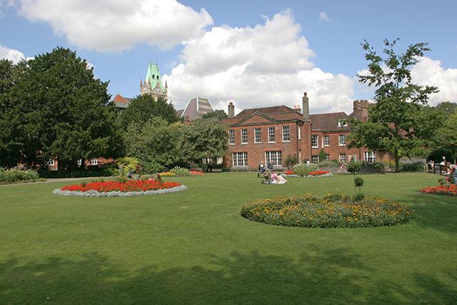 Abbey Gardens, Winchester