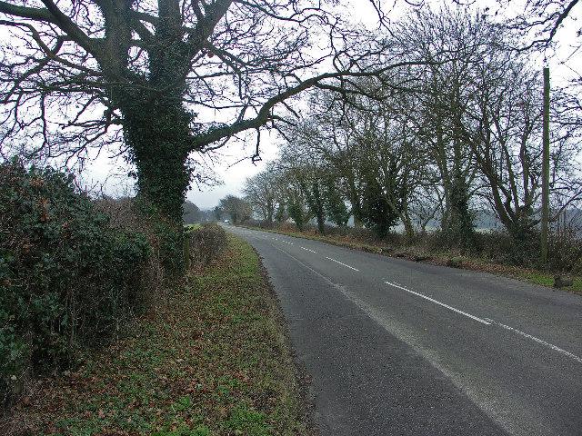 Chinnor Road, Bledlow Ridge