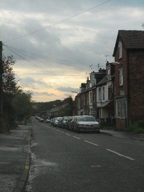 Ridge Lane main/only street