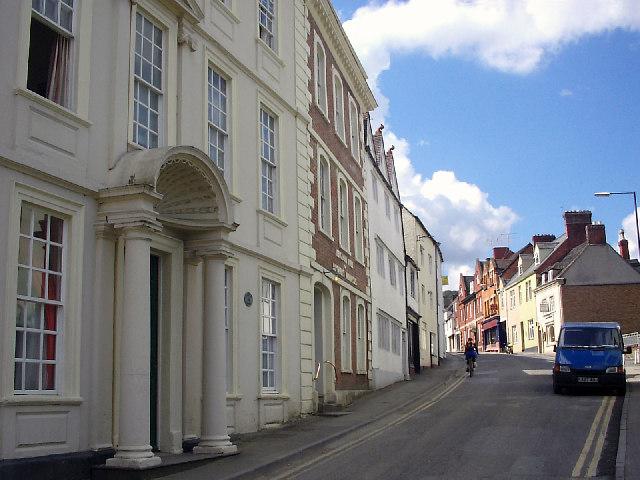 Raglan House, Long Street, Dursley