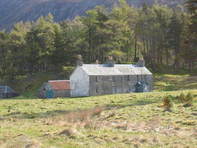Sronphadruig Lodge