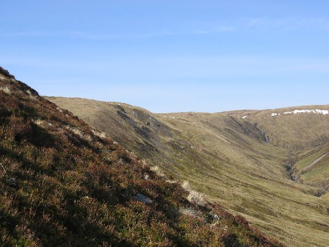 Southside of Cama Choire
