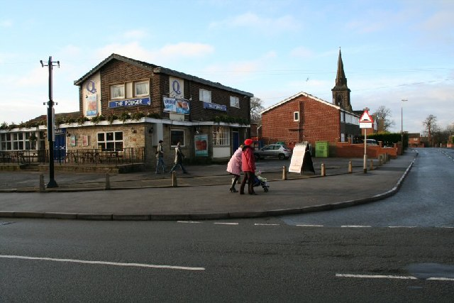 The Podger, Garforth
