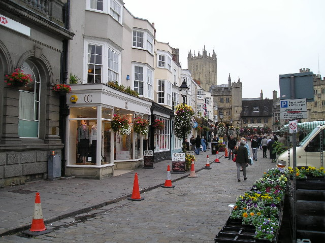 Market Square Wells