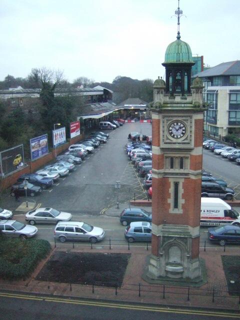 Victorian Clocktower