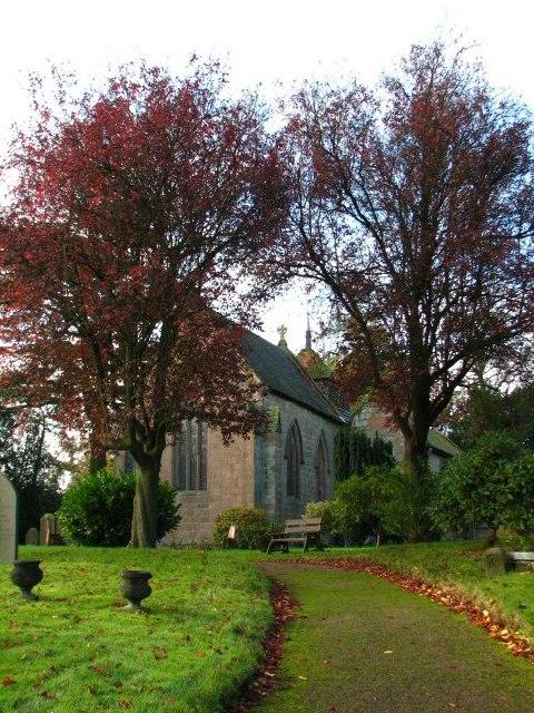 Corley church