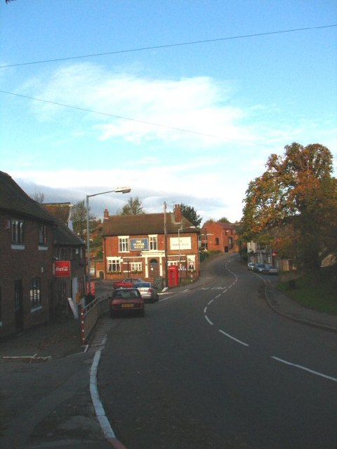 Fillongley village and The Manor House