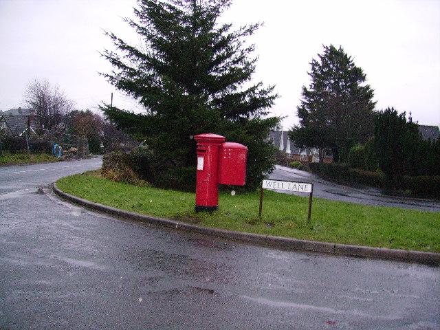 Pillar Box Warton