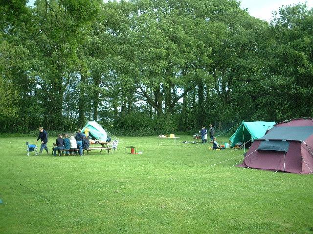 Blackmore Girl Guide Camp