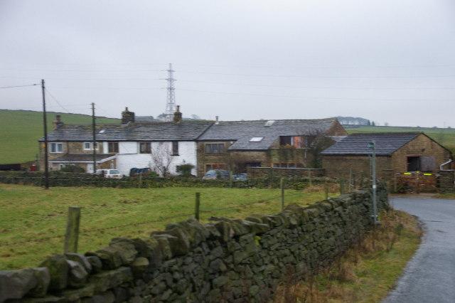 Gib Clough Head Farm