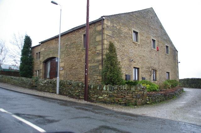Lower Townhouse Barn