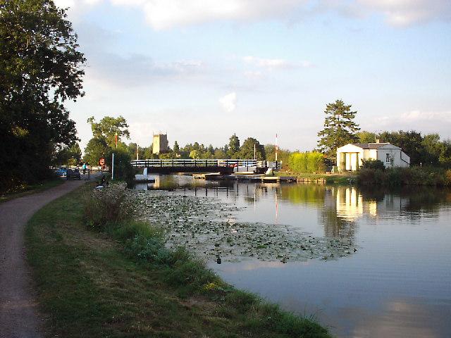 Splatt Bridge, Gloucester & Sharpness Canal