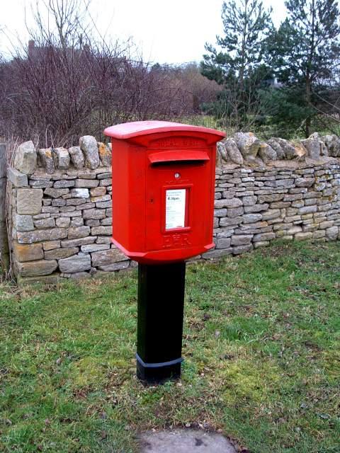 South Leigh Postbox