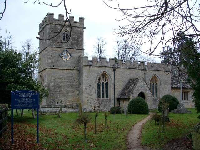 The Church of St James the Great