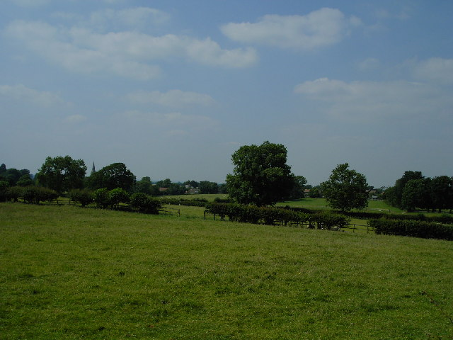 View towards Staveley