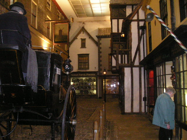 York, Castle Museum