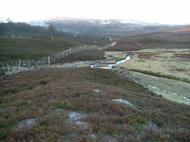 Top of the Feardar Glen