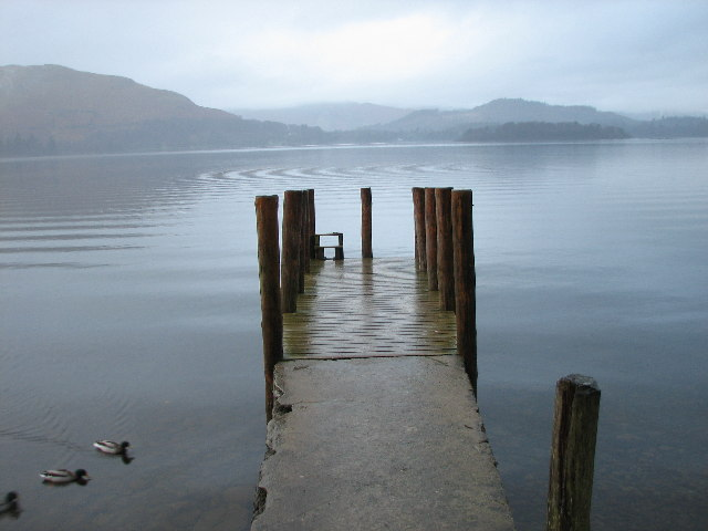 Ashness Gate landing stage