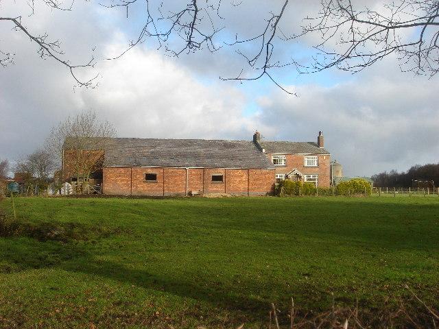 Back Gates Farm, Over Hulton