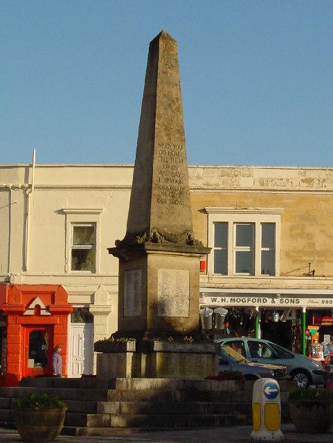 Westbury-on-Trym War Memorial