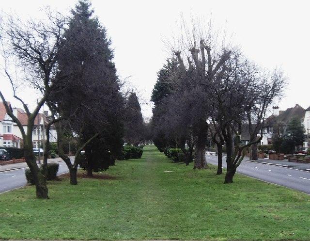 Thorpe Hall Avenue, Thorpe Bay