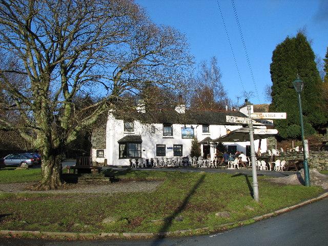 Britannia Inn Elterwater
