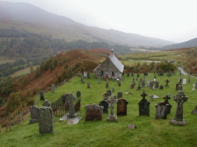 Cille Choirille Church and Graveyard