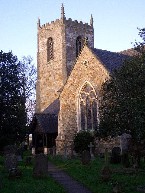 Winteringham - All Saints Church