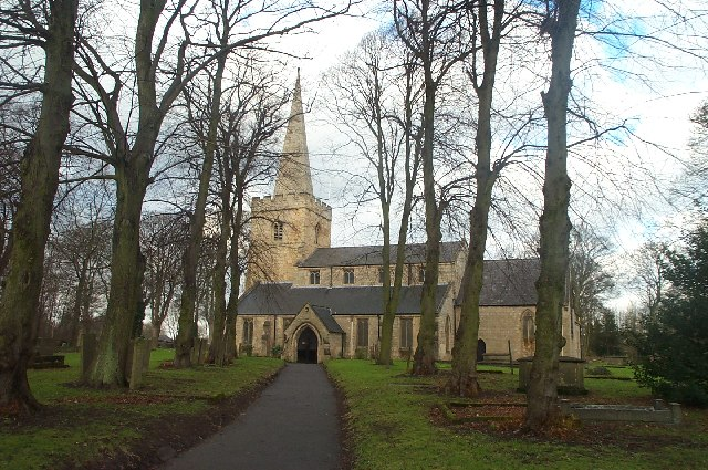 St Mary Magdalene Church, Sutton-in-Ashfield