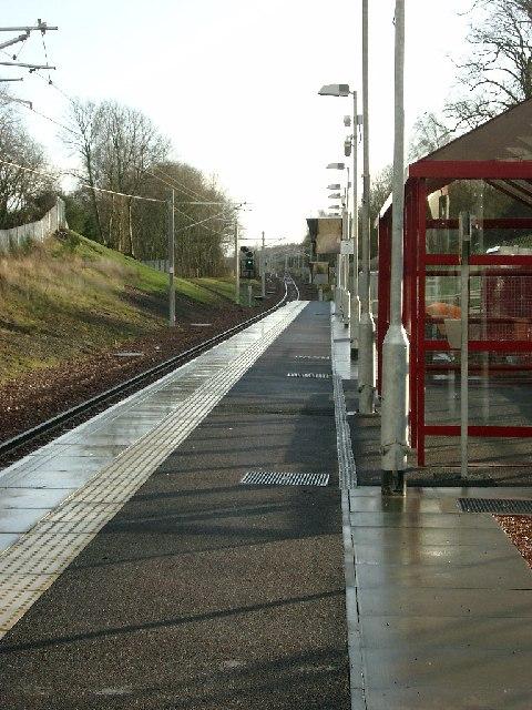 New Station at Chatelherault