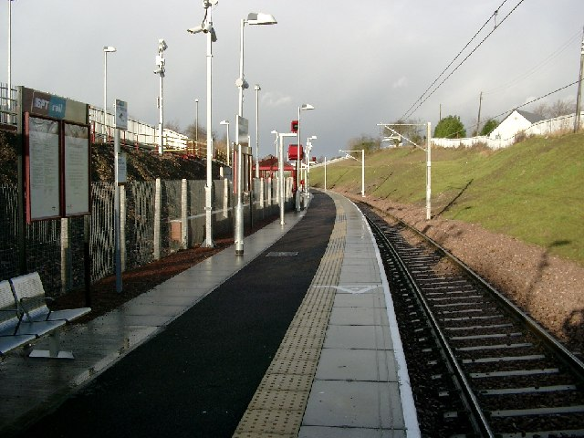 New station at Merryton