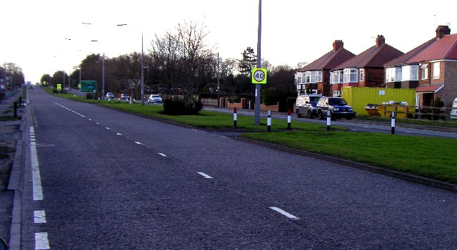 Boothferry High Road
