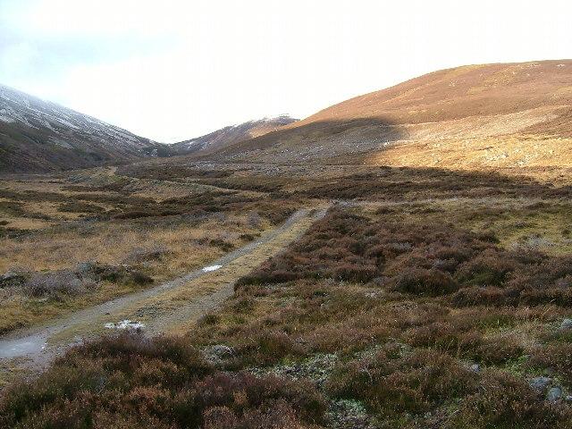 Slugain Glen Road