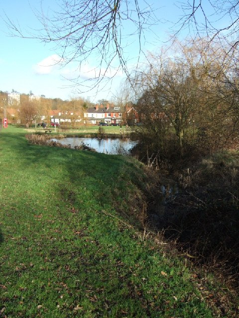 North Holmwood Village Pond