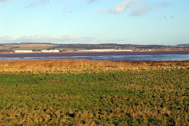 Looking towards Brough