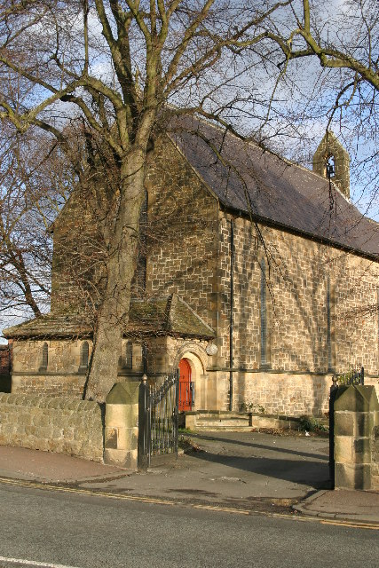 St Mary the Virgin Church, Throckley