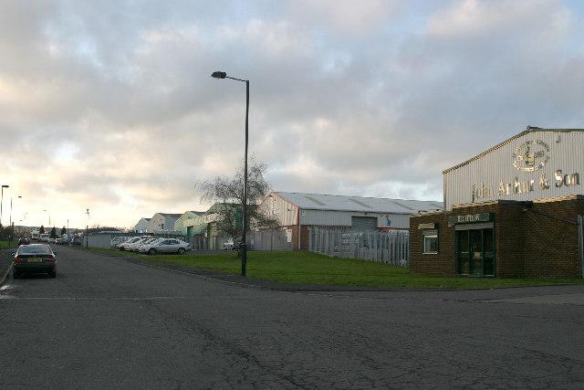 Westway Industrial Park