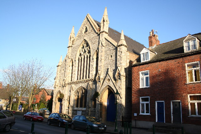 Bailgate Methodist Church