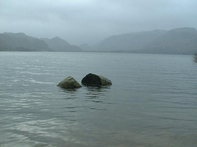 Calfclose Bay, Derwentwater.