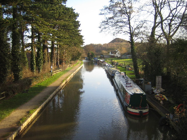 Coventry Canal, Hartshill
