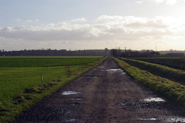 Unclassified Road!