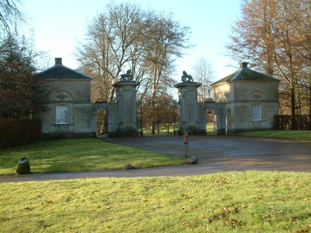 The Gates of Ramsbury Manor