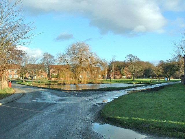 Skipwith Village Duck Pond