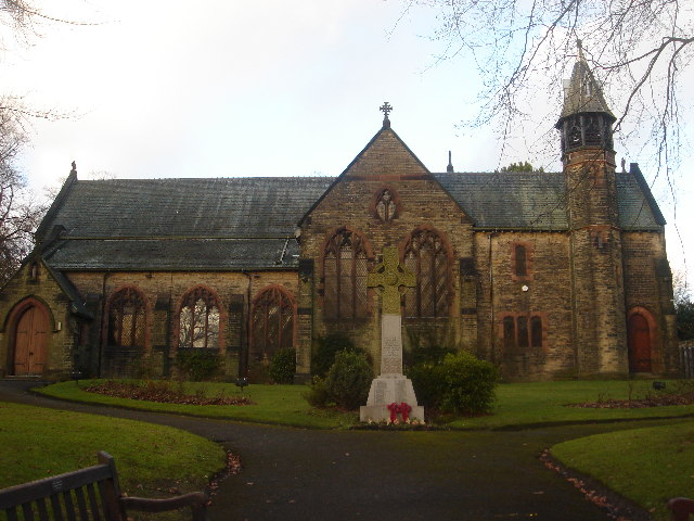 Christ Church, Heaton