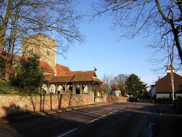 St Andrew's church, Boreham