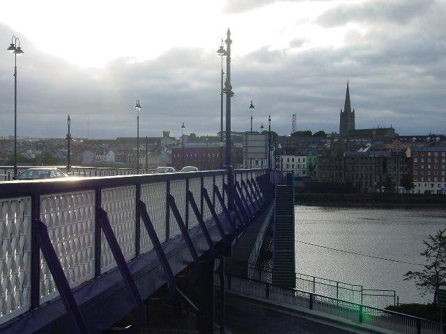 Craigavon Bridge, Londonderry
