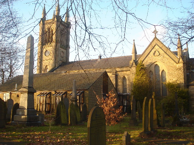 St. Peter, Halliwell