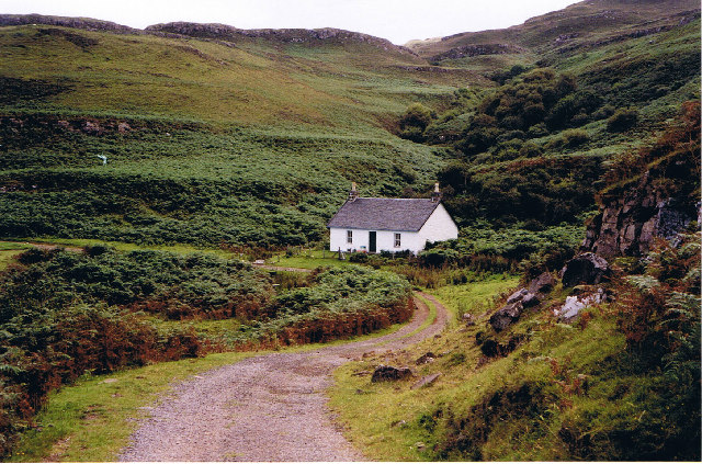 Bearnus on the Island of Ulva