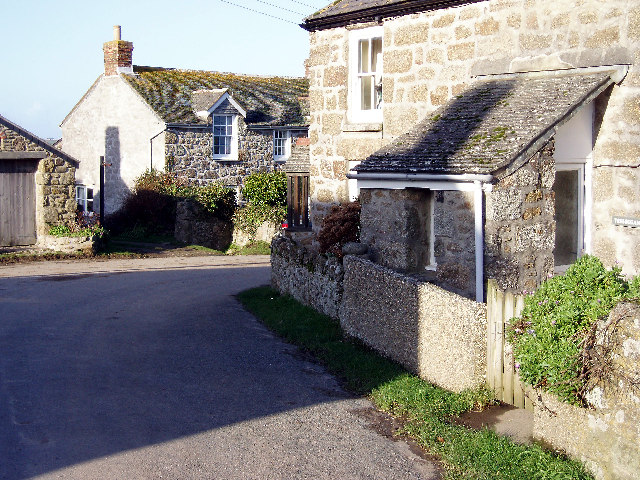 Cottages at Treen