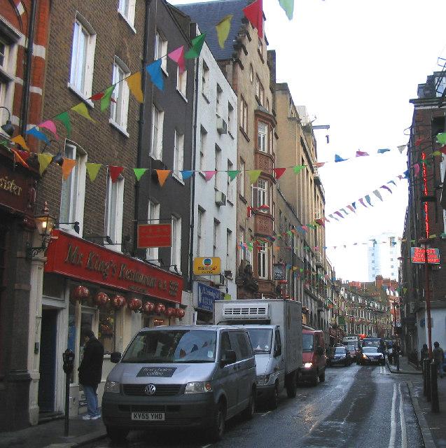 Liske Street, Soho